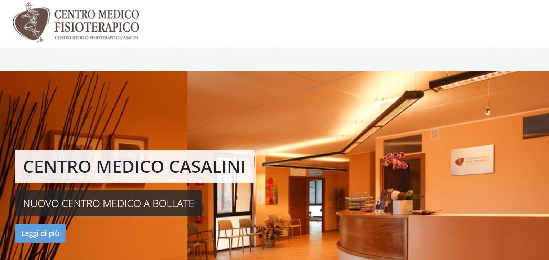 Centro Medico Fisioterapico Casalini utilizza i dispositivi BAC Technology
