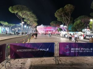 Physio Point BAC Technology ai Mondiali di Beach Volley - Roma, 4-8 settembre 10
