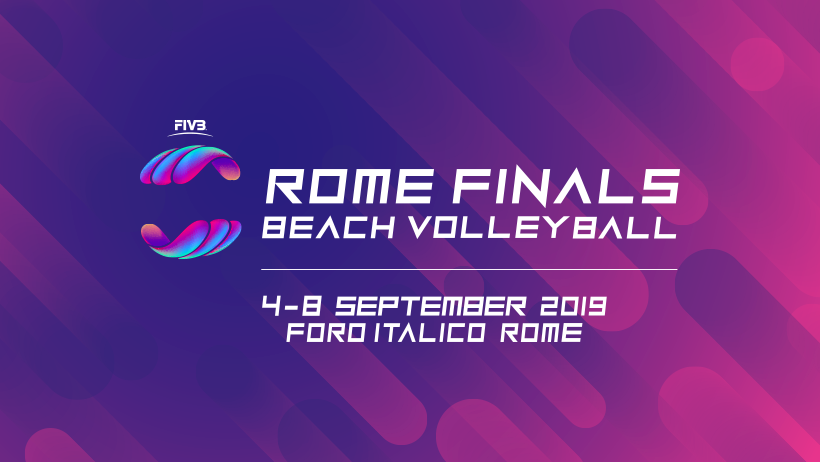 Physio Point BAC Technology ai Mondiali di Beach Volley - Roma, 4-8 settembre